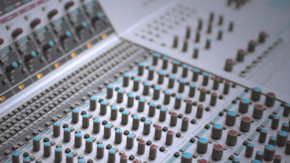 mixingdesk